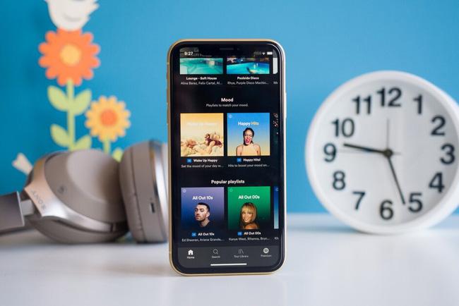 Tính năng được mong chờ trên Spotify phiên bản Android đã có trên iPhone - ảnh 1