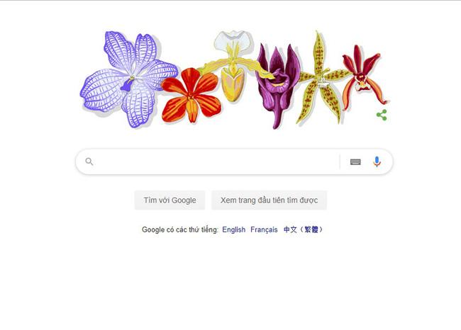 Google vinh danh cha đẻ của hoa lan Thái Lan - ảnh 2