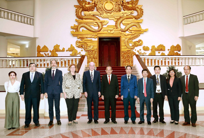 Thúc đẩy chia sẻ kinh nghiệm quốc tế về phòng, chống tham nhũng giữa OECD và Việt Nam - ảnh 1