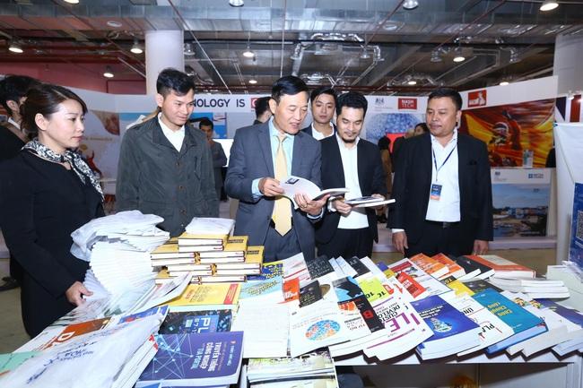 NXB Khoa học và kỹ thuật giới thiệu 2 cuốn sách về khởi nghiệp tại Techfest Vietnam 2019 - ảnh 3