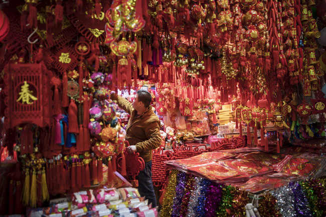 Trung Quốc: Ngành bán lẻ và du lịch hưởng lợi nhờ Tết Nguyên đán - ảnh 1