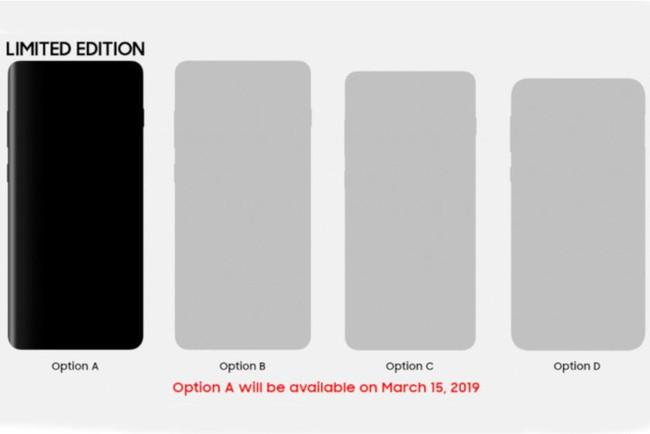 Galaxy S10+ phiên bản đặc biệt lên kệ vào giữa tháng 3 - ảnh 1