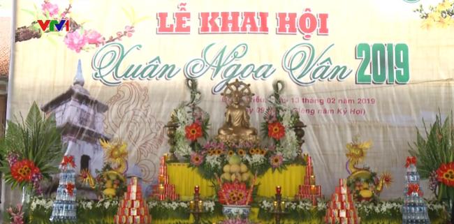 Quảng Ninh: Khai hội Xuân Ngọa Vân 2019 - ảnh 1