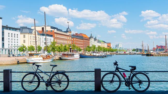 Phần Lan là quốc gia hạnh phúc nhất thế giới, Việt Nam đứng thứ 94 ...
