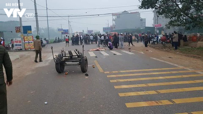 Vụ TNGT làm 7 người chết ở Vĩnh Phúc: Nạn nhân bị thương ở Bệnh viện Việt Đức ra sao? - ảnh 2