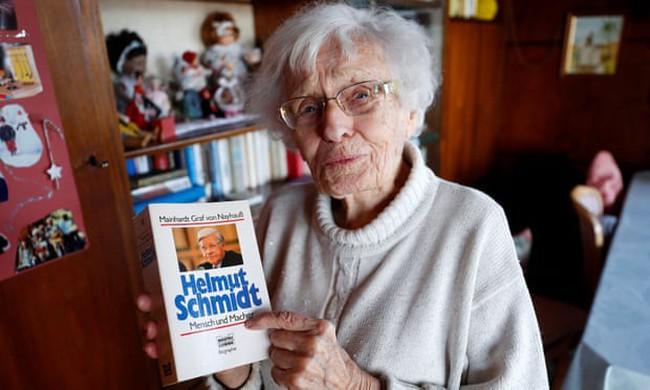 Cụ bà tranh cử ở tuổi… 100 - ảnh 1