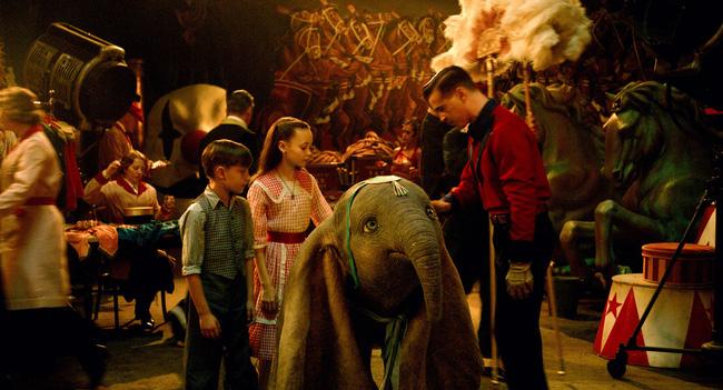 """""""Dumbo"""" live-action: Nhiều đổi mới so với bản gốc - ảnh 5"""