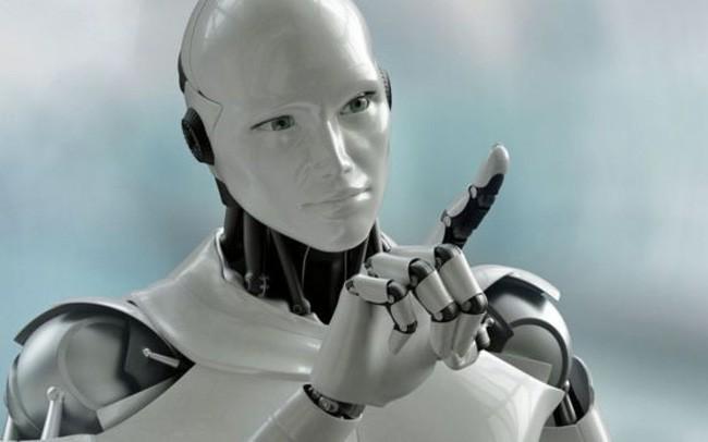 Robot không thay thế được con người - ảnh 1