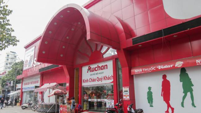 Chuỗi bán lẻ Auchan rút khỏi Việt Nam - ảnh 2