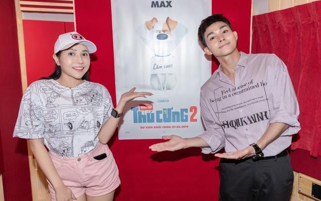 Jun Phạm kết đôi cùng Khả Như và Puka lồng tiếng phim hoạt hình Biệt đội đẳng cấp thú cưng 2 - ảnh 5