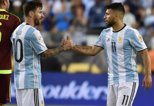 ĐT Argentina công bố 23 cầu thủ dự Copa America 2019: Cơ hội cuối cho  Messi, Aguero   VTV.VN
