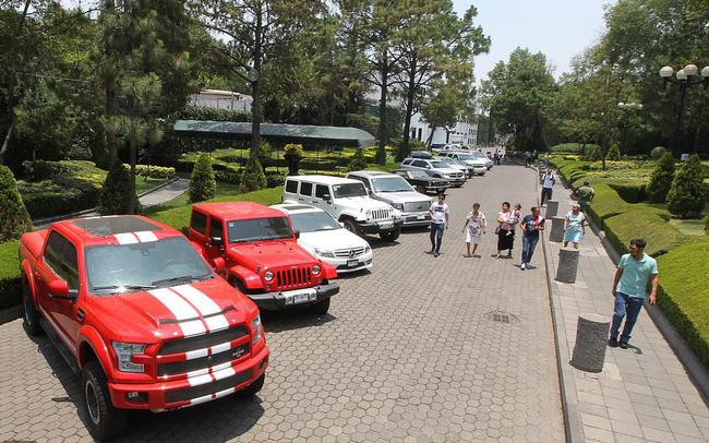 Mexico bán đấu giá xe của tội phạm, lấy tiền nuôi dân - ảnh 7