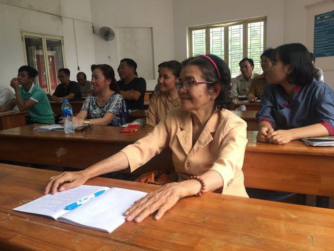 Ngôi trường đặc biệt của những học viên U60, U70 - ảnh 2