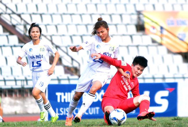 VTV6 trực tiếp trận chung kết giải bóng đá Nữ cúp Quốc gia