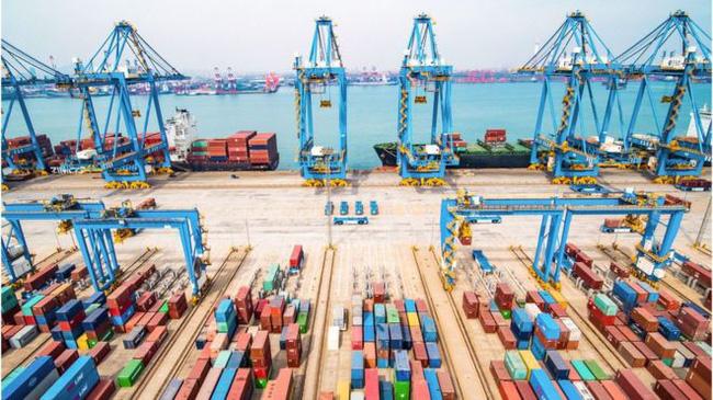 IMF: Căng thẳng thương mại Mỹ - Trung là mối đe dọa đối với kinh tế thế giới - ảnh 2