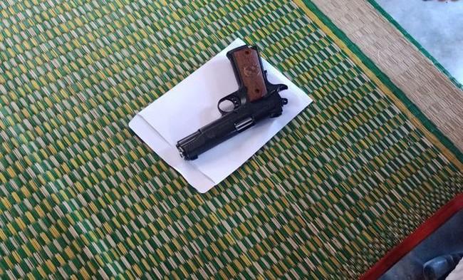Tiếp tục truy tìm đối tượng xông vào nhà dân bắn nhiều phát đạn nhằm cướp tài sản - ảnh 2
