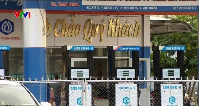 Nhiều cửa hàng xăng dầu ở Sóc Trăng đóng cửa - ảnh 1