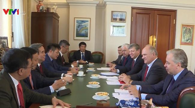 """""""Việt Nam luôn ưu tiên củng cố quan hệ đối tác chiến lược toàn diện với LB Nga"""" - ảnh 2"""