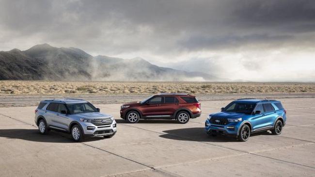 Ford triệu hồi 1,2 triệu xe tại Mỹ - ảnh 1