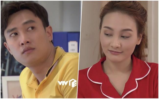 Về nhà đi con - Tập 43: Thư gạ Vũ cho tới công ty làm việc để Vũ không bị bố mẹ giám sát - ảnh 19