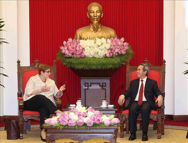 Thúc đẩy quan hệ Việt Nam - Australia - ảnh 1