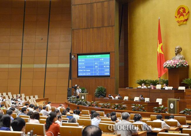 Hơn 91% đại biểu Quốc hội tán thành thông qua Luật Quản lý thuế (sửa đổi) - ảnh 3