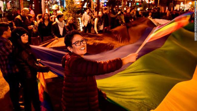 Thêm một quốc gia hợp pháp hoá luật kết hôn đồng giới - ảnh 2