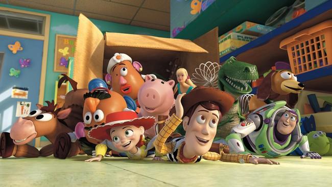 """Nhìn lại chặng đường 24 năm của """"Toy Story"""" - ảnh 8"""