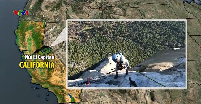 Cô bé 10 tuổi chinh phục núi đá dựng đứng - ảnh 3