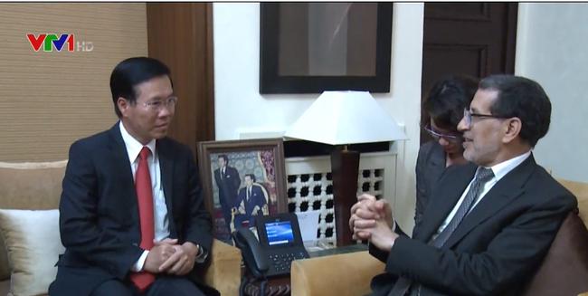 Thúc đẩy hợp tác Việt Nam - Morocco trên tất cả các lĩnh vực - ảnh 2