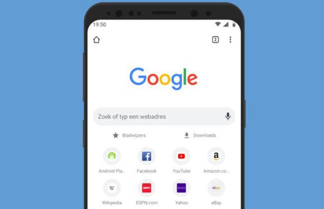 Hướng dẫn kích hoạt chế độ bóng đêm của trình duyệt Chrome trên Android - ảnh 2