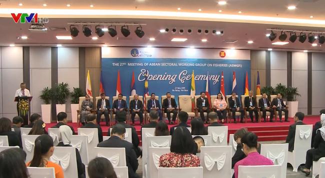Nhóm công tác thủy sản ASEAN họp bàn chống khai thác thủy sản bất hợp pháp - ảnh 2