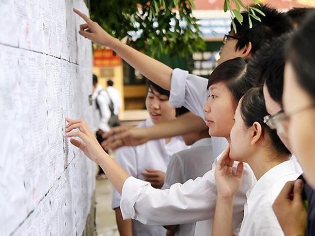 CẬP NHẬT: Hơn 636.000 thí sinh đăng ký xét tuyển vào các trường đại học, cao đẳng năm 2020 - ảnh 3