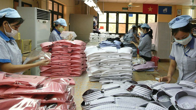 Garment is one of the sectors to benefit most from the EVFTA. (Photo: Bao dau tu)