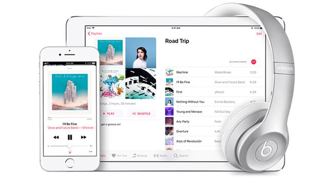 Apple Music ưu đãi lớn cho đối tượng người dùng sinh viên - ảnh 1