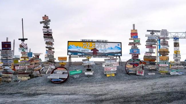 Vùng cực Bắc lạnh nhất trên Trái Đất ghi nhận mức nhiệt cao kỷ lục - ảnh 1