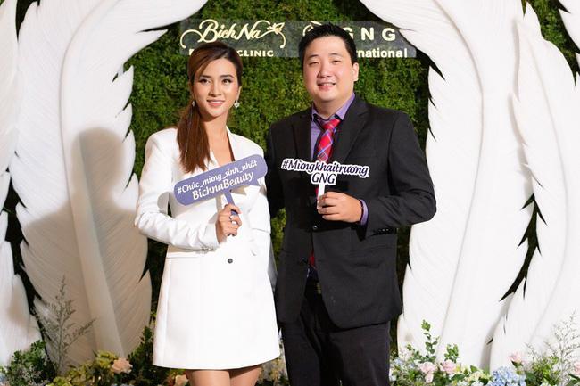 Hoa hậu Diệu Hân, diễn viên Kim Tuyến hào hứng đi làm đẹp - ảnh 1