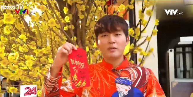 Chàng YouTuber Hàn Quốc có tình yêu đặc biệt dành cho Việt Nam - ảnh 1