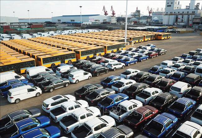 Không dễ xuất khẩu ô tô sang châu Âu - ảnh 1