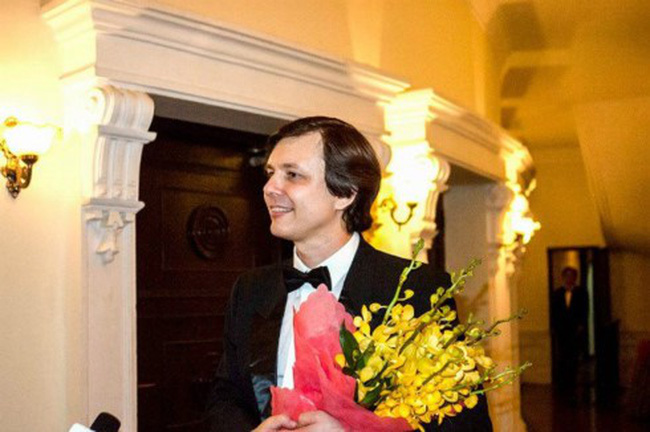 The concert will feature pianist Igor Chystokletov from Russia - Photo: Courtesy of HBSO