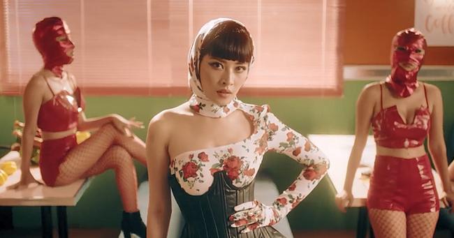 Tung teaser trở lại đường đua âm nhạc, Chi Pu hóa thành… Ninja Lead - ảnh 3