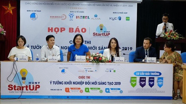 At the press conference on July 5 (Photo: infonet.vn)