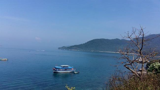 A corner of Cham island (Photo: VNA)