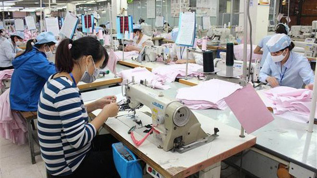 The signing of the EU-Vietnam FTA in June 2019 is expected to help Vietnamese garment and textile sector to penetrate wider into the EU market. (Illustrative image)