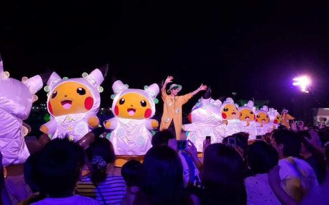 Nhật Bản: Không khí lễ hội Pikachu tràn ngập đường phố - ảnh 9