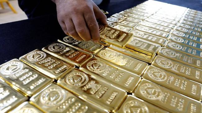 Giá vàng châu Á tiếp tục nới rộng đà tăng - ảnh 2