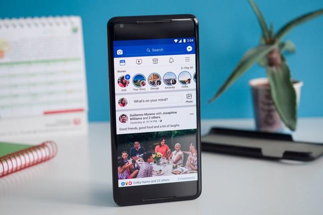 Facebook sắp cập nhật chế độ bóng đêm trên Android - ảnh 1