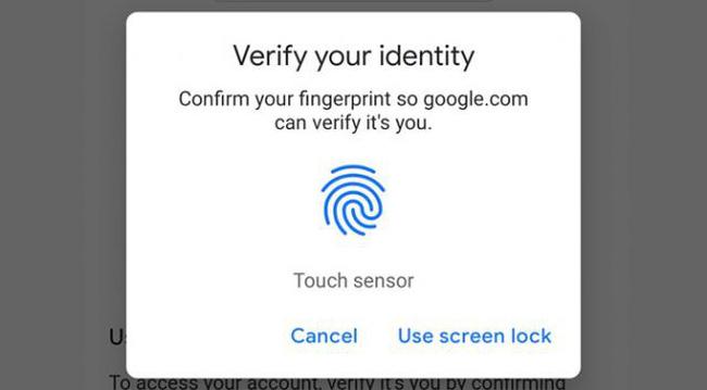Google giúp người dùng không phải lo lắng về việc nhớ mật khẩu - ảnh 1