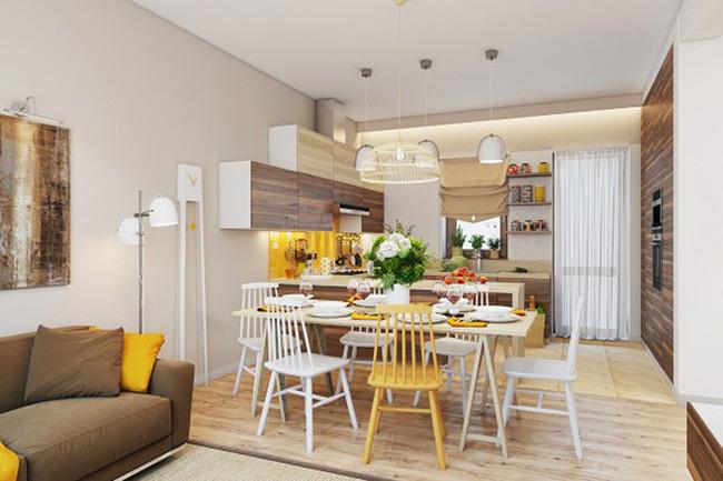 Ngắm những phòng ăn lịch lãm, mang phong cách hiện đại - ảnh 10