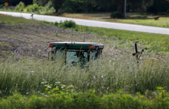 Nông dân Mỹ vật lộn với thiên tai và chiến tranh thương mại leo thang - ảnh 2